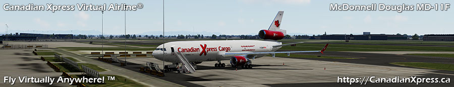 Canadian Xpress® McDonnell Douglas MD-11